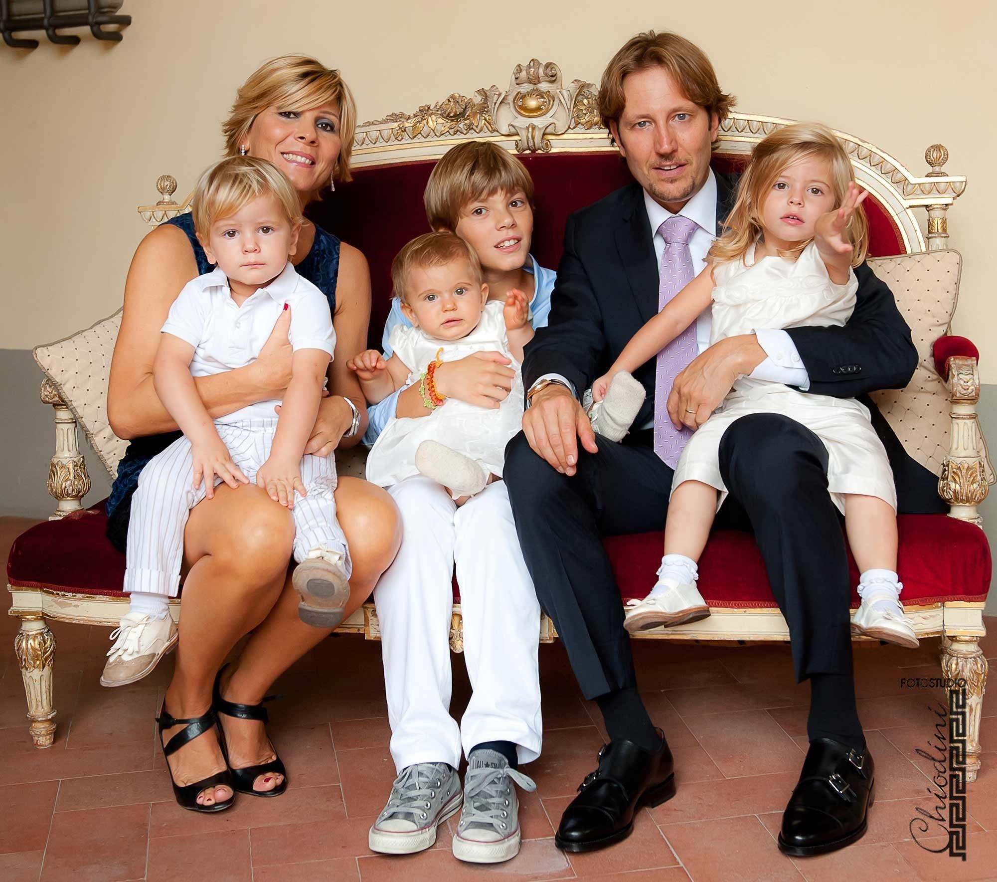 Ritratti di bimbi e di famiglie a Prato
