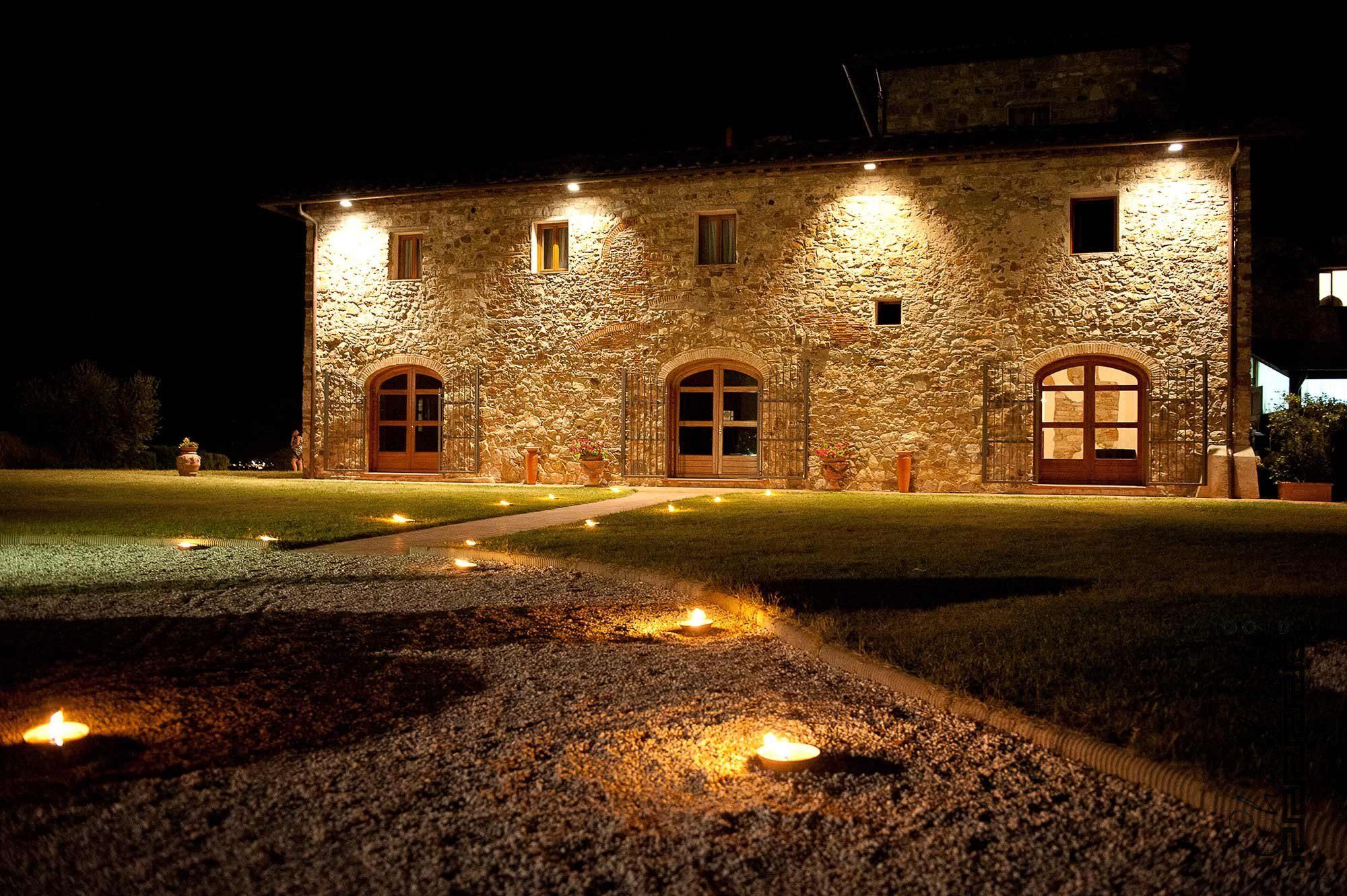 Foto a colori Villa Il Granduca a Carmignano