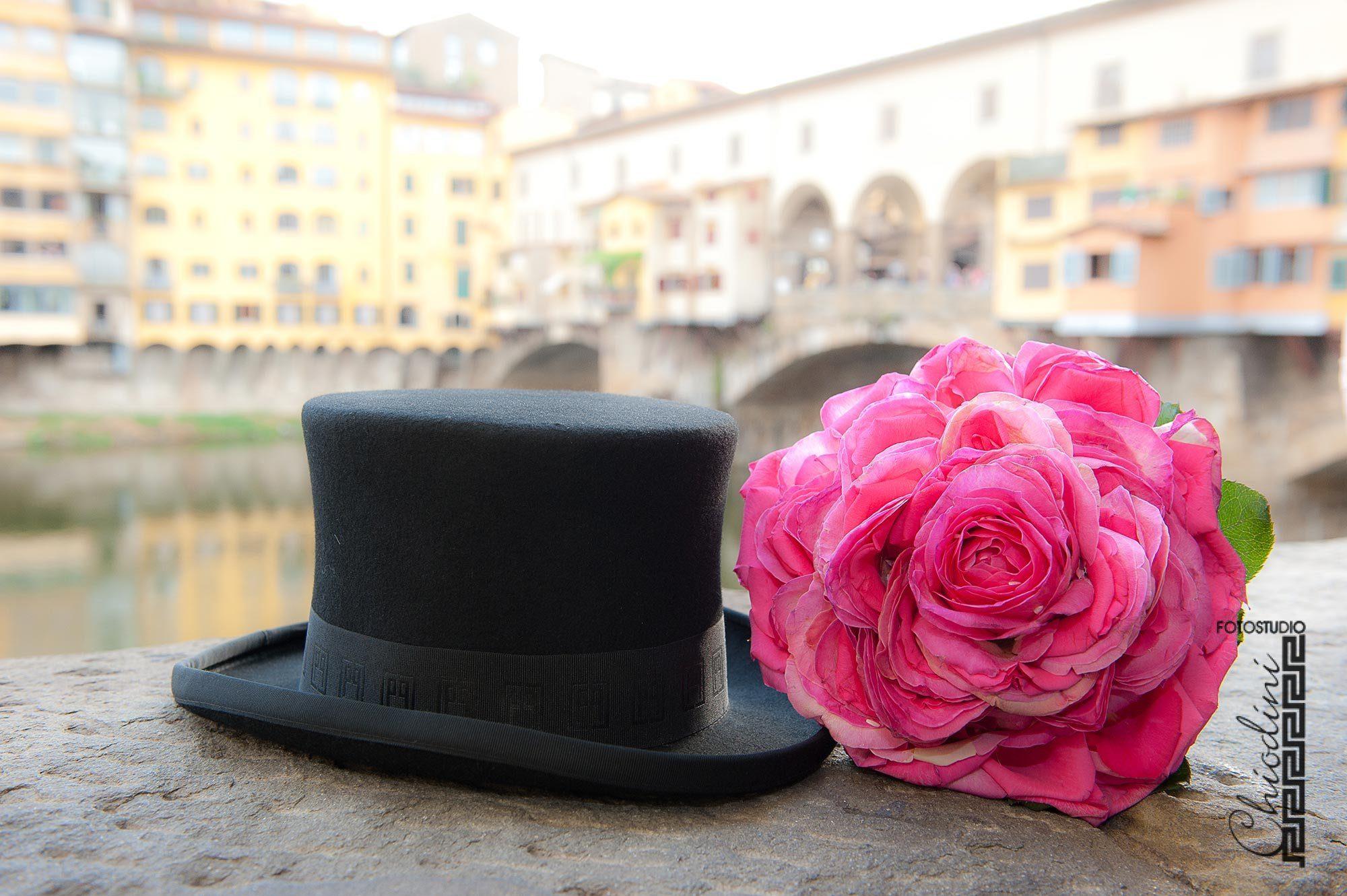 Foto per campagnia pubblicitaria Matrimonio Firenze