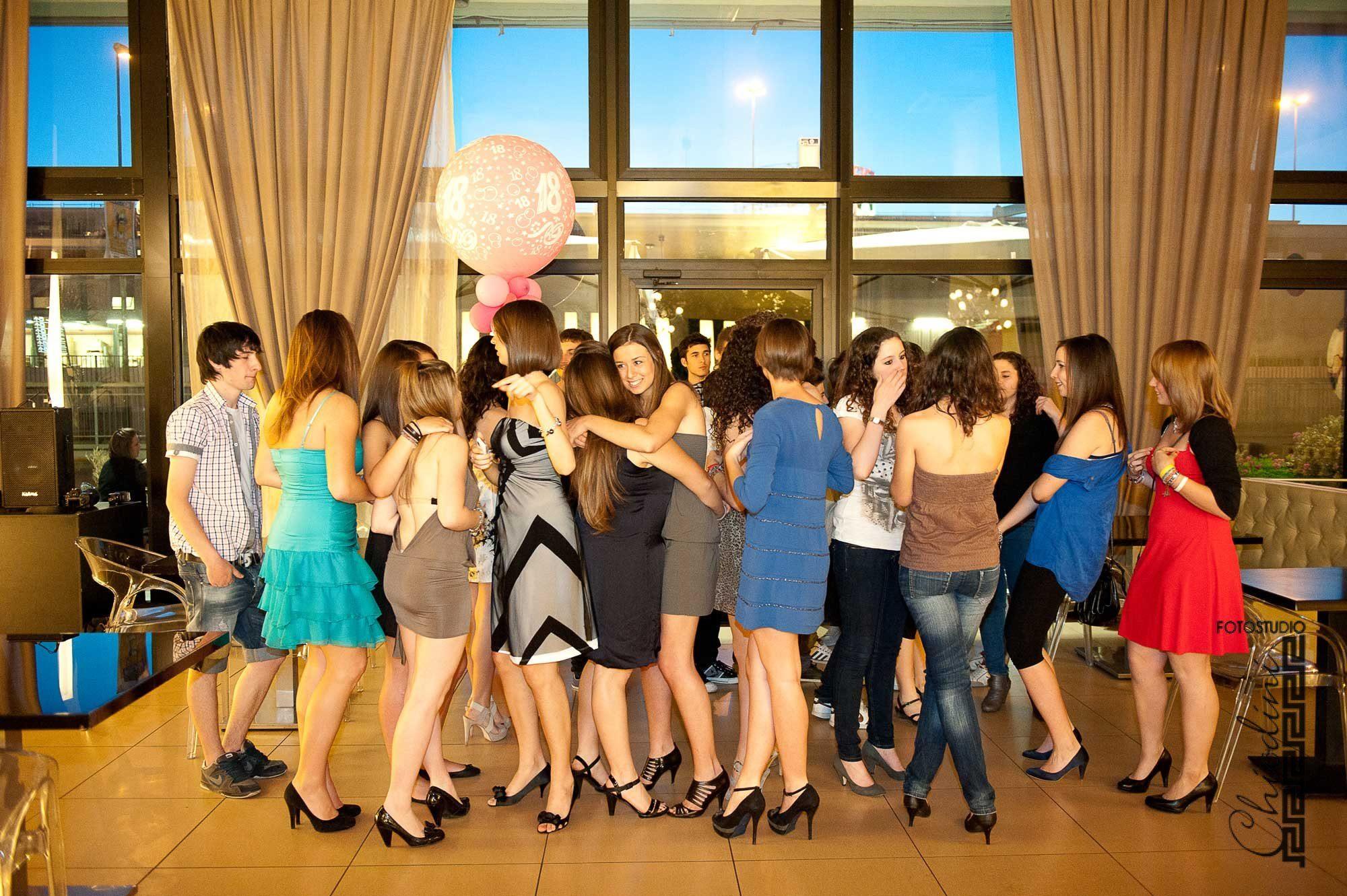 Foto festa di compleanno Federica, Firenze