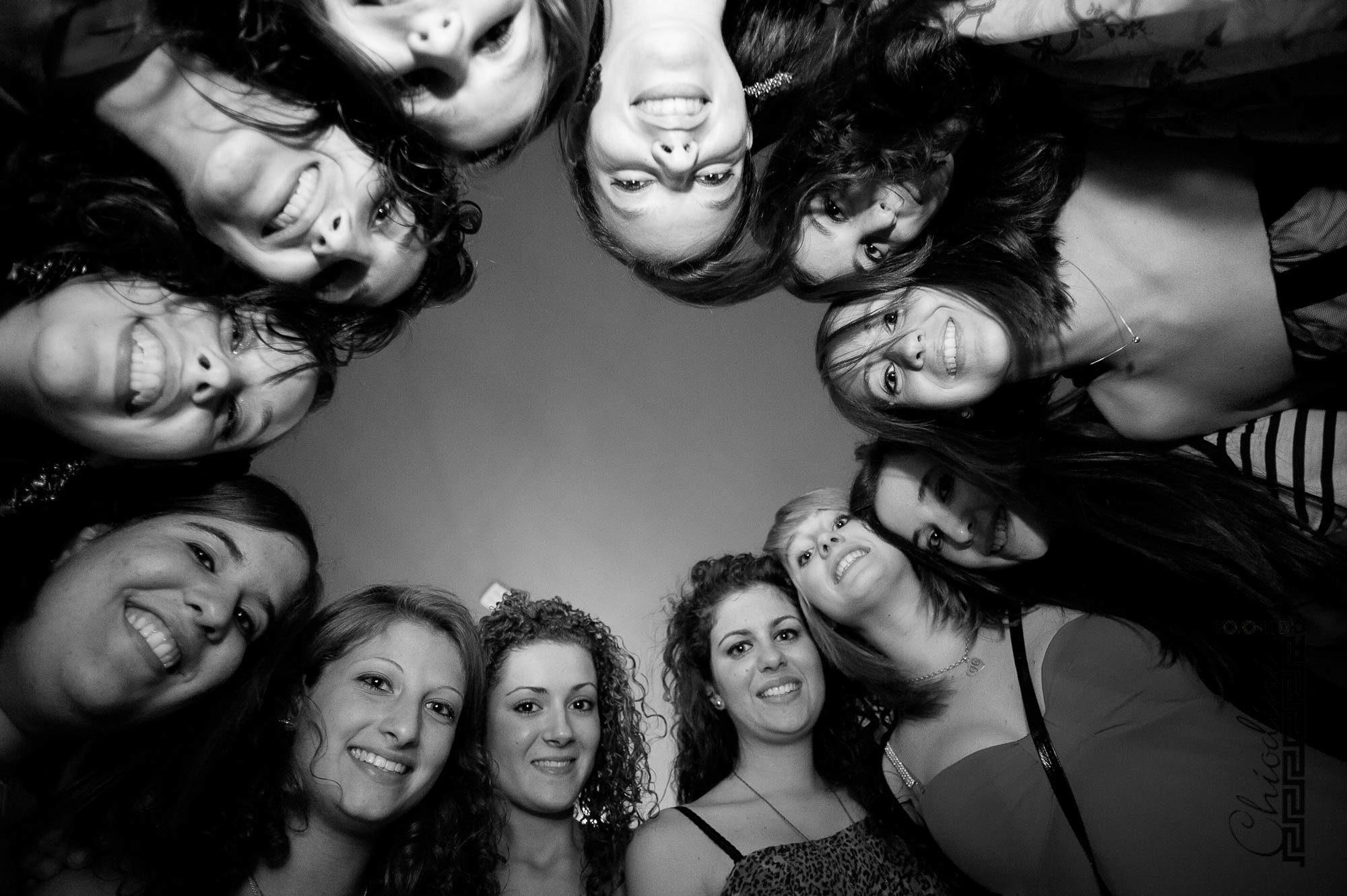 Servizio fotografico party Federica, Firenze, reportage party